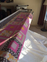 Long Arm Quilting Frame