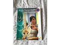 GCSE human health and physiology