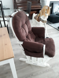 Avalon Rocking Glider Armchair