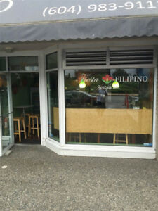 Business for Sale in Lower Lonsdale! Small Eatery on E 3rd St.