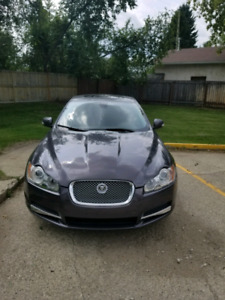 2009 JAGUAR XF 4.2L V8 LUXURY PREMIUM