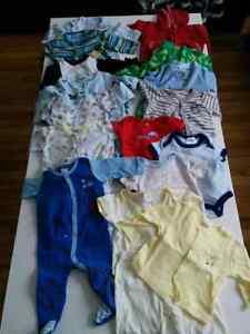 Lot vêtements bébé 3-6 mois
