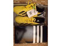 New Adidas F30 TRX FG Calfskin Leather Football Boots, UK Size 7.5
