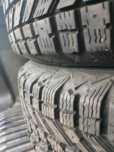 Winter tires 225 60R16