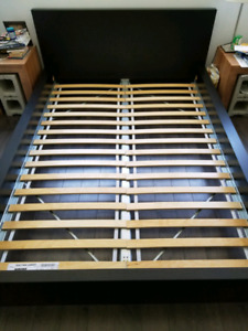 Used Double/Full IKEA MALM Bed