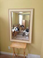 Very classy entrance or hallway mirror
