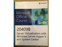 Microsoft Hyper-V and System Centre Official book