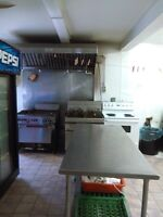 Turnkey restaurant for rent -Weymouth