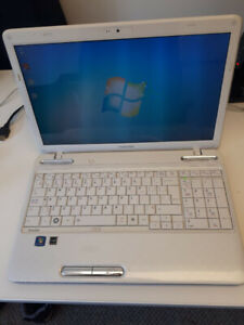 Toshiba Satellite L755D Laptop