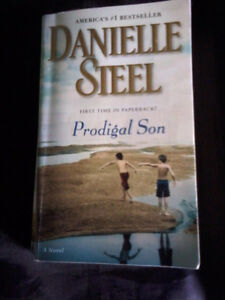 """Prodigal Son"" by Danielle Steel (paperback)"