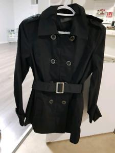 Brand new Suzy Shier black coat
