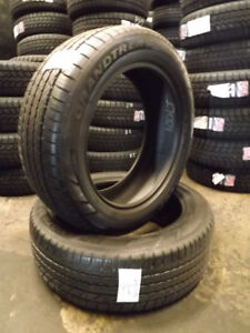 235/55/19 Dunlop Grandtrek's  – Install and Balance Included
