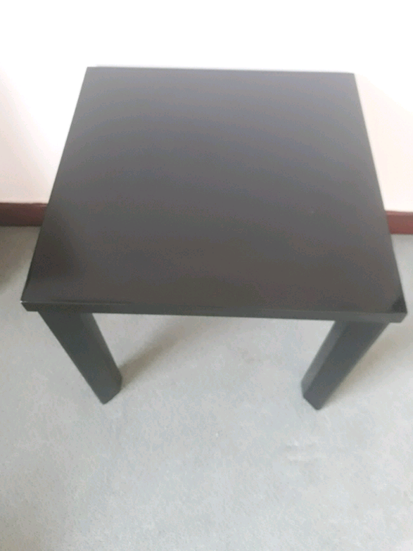 Prime Living Room Amelia Side Square Table In Black Laquer Finish In Newport Gumtree Bralicious Painted Fabric Chair Ideas Braliciousco