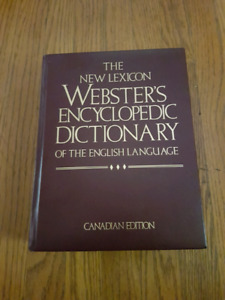 The New Lexicon Webster's Dictionary of the English Language.