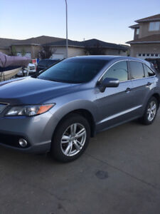 2013 Acura RDX withTechnology package