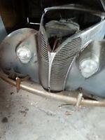 Ford Model 81A, all original parts except brakes