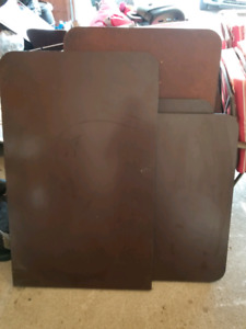 7 restaurant Table tops $100 for all