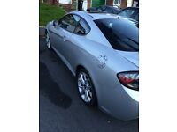 Hyundai Coupe S111 petrol 2L 78800 miles with service history lady owner.