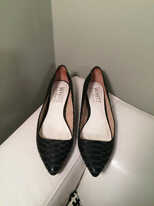 Ron White Leather Flats Size 7.5