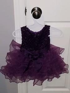 Baby girl 6 months fancy princess dress