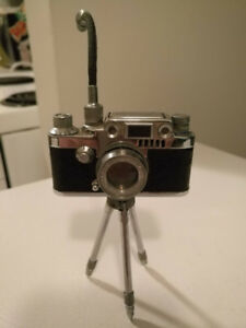 Lumix Camera LIGHTER  made  in Japan during 60's WORKING!