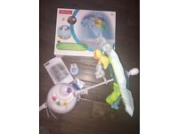 Fisher Price Precious Planet Cot Mobile. Like new £30