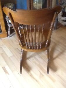 Antique Rocking Chair Kitchener / Waterloo Kitchener Area image 6