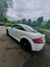 Audi tt quattro 1.8 180bhp. LONG MOT