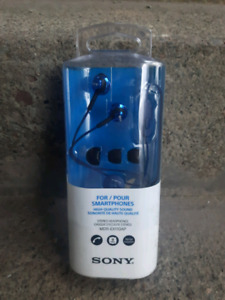 Sony High Quality Hands-free Noise Isolation Headphones