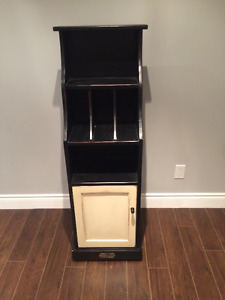 """Ducks Unlimited Limited Edition """"Mail Cabinet"""""""