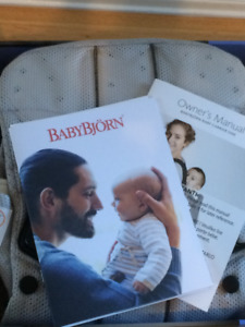 Baby Bjorn One - Excellent Condition