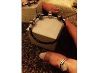 Pandora bracelet with x3 charms