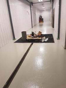 Heavy Duty Epoxy Flooring systems
