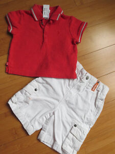 Boys Summer Outfits - 6 Mths London Ontario image 3