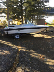 2005 Reinell 186 Fish and Ski