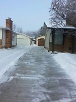 Northside Snow Removal Call 780-909-2836