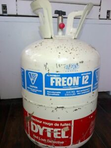 FREON R-12   30 lbs  seulement $ 888