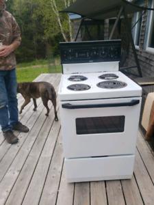 Free 24 inch stove