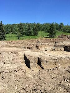 Excavation, Landscaping, Demolition, & Trucking Services Calgary Alberta image 5