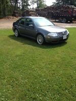 09 jetta city only 108 km