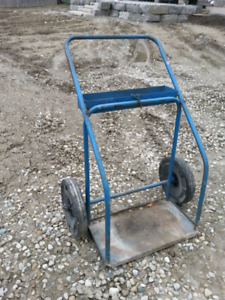 Heavy duty welding cart