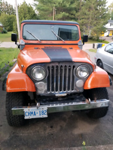 1983 AMC Jeep CJ7