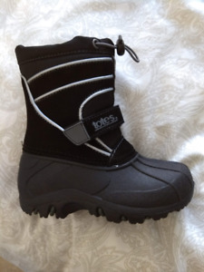 Boys Toddler Totes Winter Boots Size 10