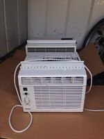 Two air conditioners for sale.