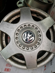 4 VW mags rims 16 inch