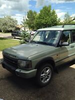 2003 Land Rover Discover