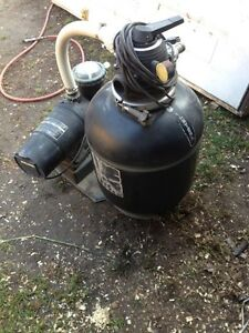 Pool pump and filter Cornwall Ontario image 2