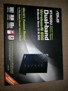 Asus rt-n56u dual band router