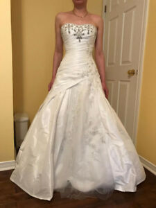 Beautiful Wedding Dress - NEVER WORN