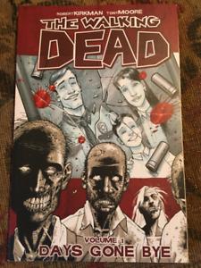 Walking Dead Graphic Novels - Vol 1 - 5